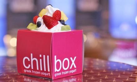 Chillbox Frozen Yogurt