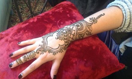 Hayat Gul Henna