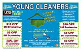Young Cleaners