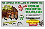 Accurate Pest Control Inc
