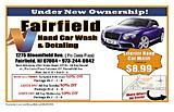 Fairfield Hand Wash & Detail Center
