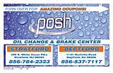 Posh Car Wash & Express Lube