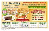 L.B. Daniels Restaurant