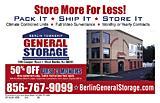 Berlin Township General Storage