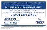 Ebel, Guy  - Allstate New Jersey Insurance Company