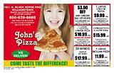 John's Pizza No 1