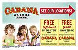 Cabana Water Ice Co