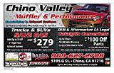 Chino Valley Muffler & Perform