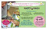 Happy Nails An Spa Scripps Ran