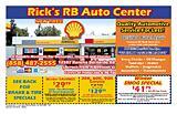 Rick's Rb Auto Center