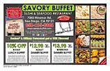 Savory Buffet