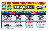 Brake Stop and Auto Repair