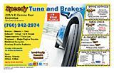 Speedy Tune & Brake