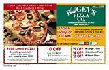Bogey's Pizza