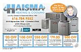 Haisma Heating And Cooling