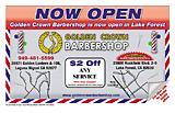 Golden Crown Barber Supply