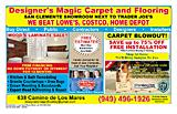 Designer's Magic Flooring && Ca