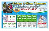 Golden 1 Hour Cleaners