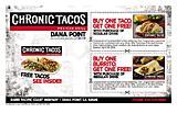 Chronic Tacos Dana Point