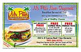 Mr Pete's Burgers