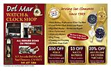 Del Mar Watch & Clock Shoppe