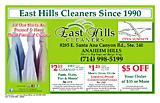 East Hill Cleaners