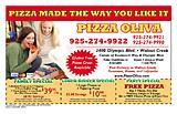 Pizza Oliva