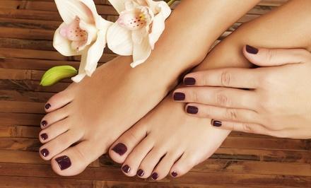 Spa Nails & Tan