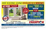 Champion Windows - Columbia, S