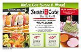 Sushi Cafe Freeport