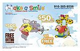 Make A Smile- Sacramento