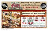 Original Pete's Pizza Pasta & Grill