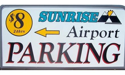 SUNRISE AIRPORT PARKING