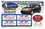 Scott's Auto Express, LLC