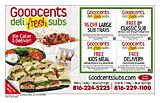 Goodcents Subs & Pasta-blue Sp