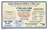 John Michael Miller, CPA, Inc.