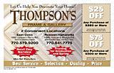 Thompson Frame Gallery