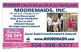 Moore Maids
