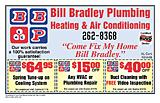 Bill Bradley Plumbing Inc