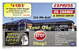 Express Oil - Mcgehee Rd.