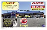 Express Oil - Forest Hills