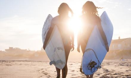 Huntington Beach Bargain Surfboard & Bike Rental