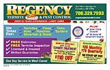 Regency Termite && Pest Control