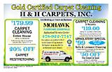 H & H Carpets Inc