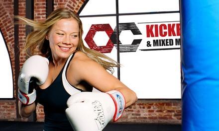 OC Kickboxing & Mixed Martial Arts