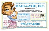 Maid 4 You Inc.