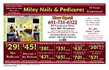 Mia Nails And Pedicures