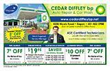 Cedar Diffley Bp && Auto Repair