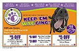 Wag N' Wash Healthy Pet Center