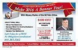 Money Mailer Lead Generation Card